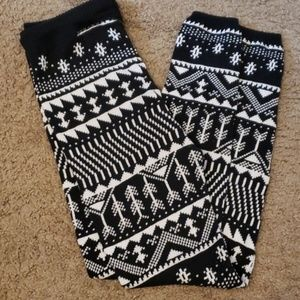 SO Sweater Knit Leggings